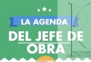 PORTADA DEL LA AGENDA DEL JEFE DE OBRA