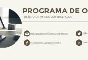 PORTADA DEL ARTICULO DONDE SE DESARROLLAN LOS PASOS DE UN PROGRAMA DE OBRA DE EXITO