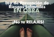 PORTADA DE ANÁLISIS DE LA CONCIENCIA DE PREVENCIÓN DE RIESGOS LABORALES EN OBRA