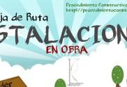 PORTADA DE EL PROCESO A SEGUIR PARA CONTROLAR LAS INSTALACIONES DE LA OBRA