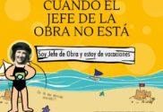 JEFE DE OBRA Y VACACIONES