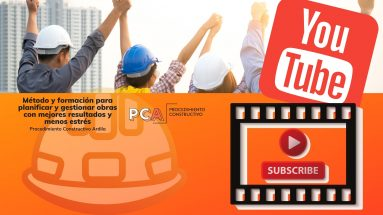 Canal Youtube Procedimiento Constructivo Ardila